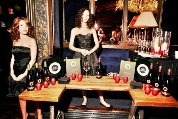 Blanche Agency Kim Crawford Wines Event